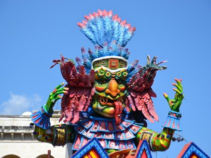 The Carnival in Acireale